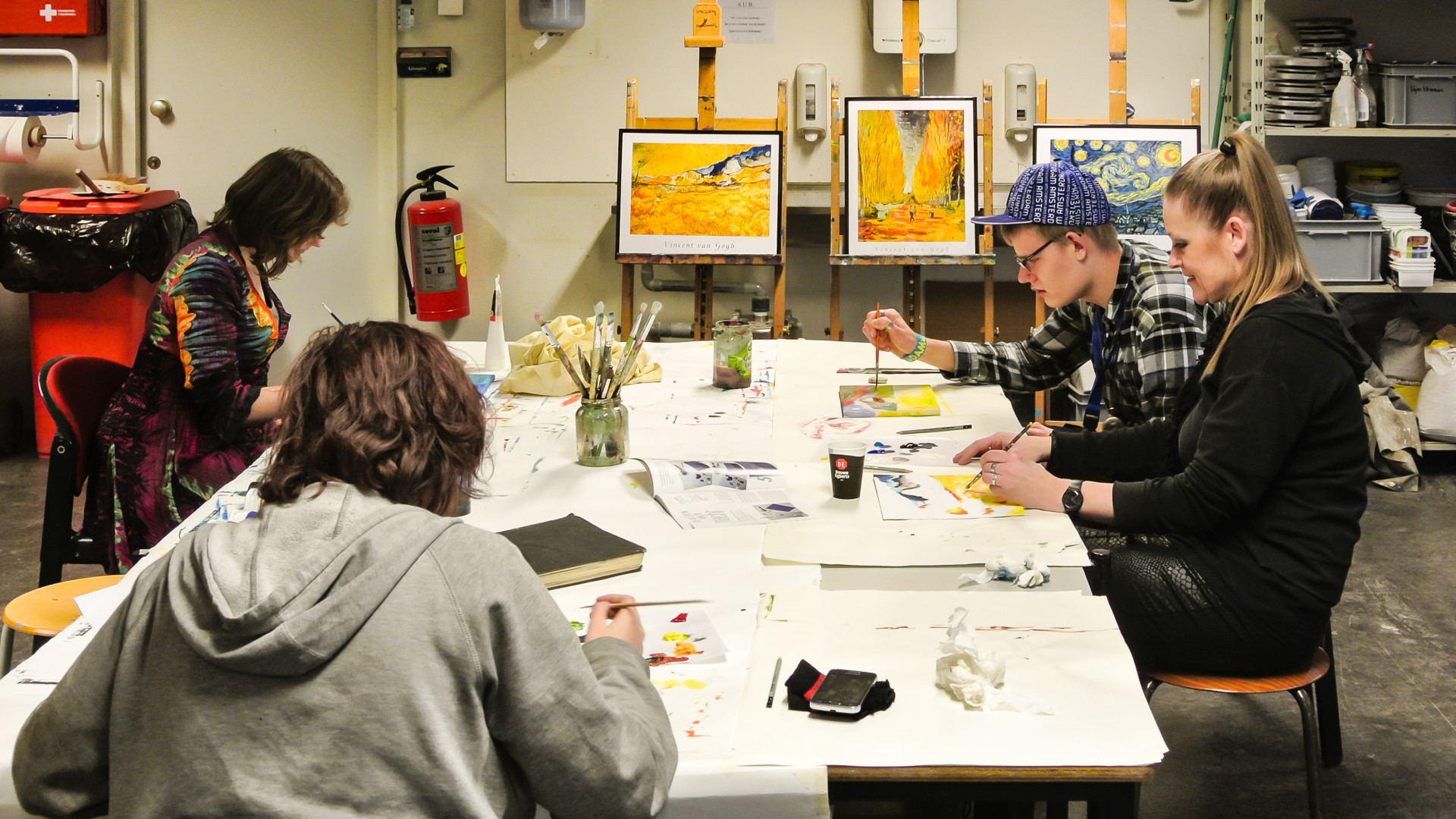 Dag-Atelier - De Meerpaal, Dronten
