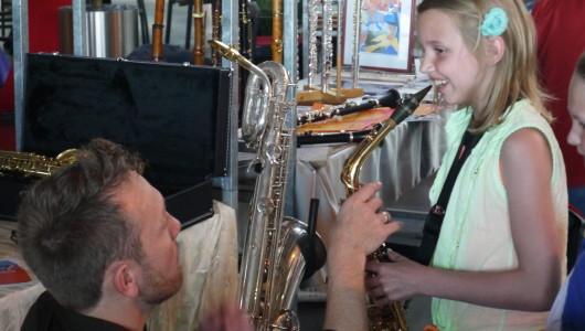 Saxofoon 01 - Imre Kruis