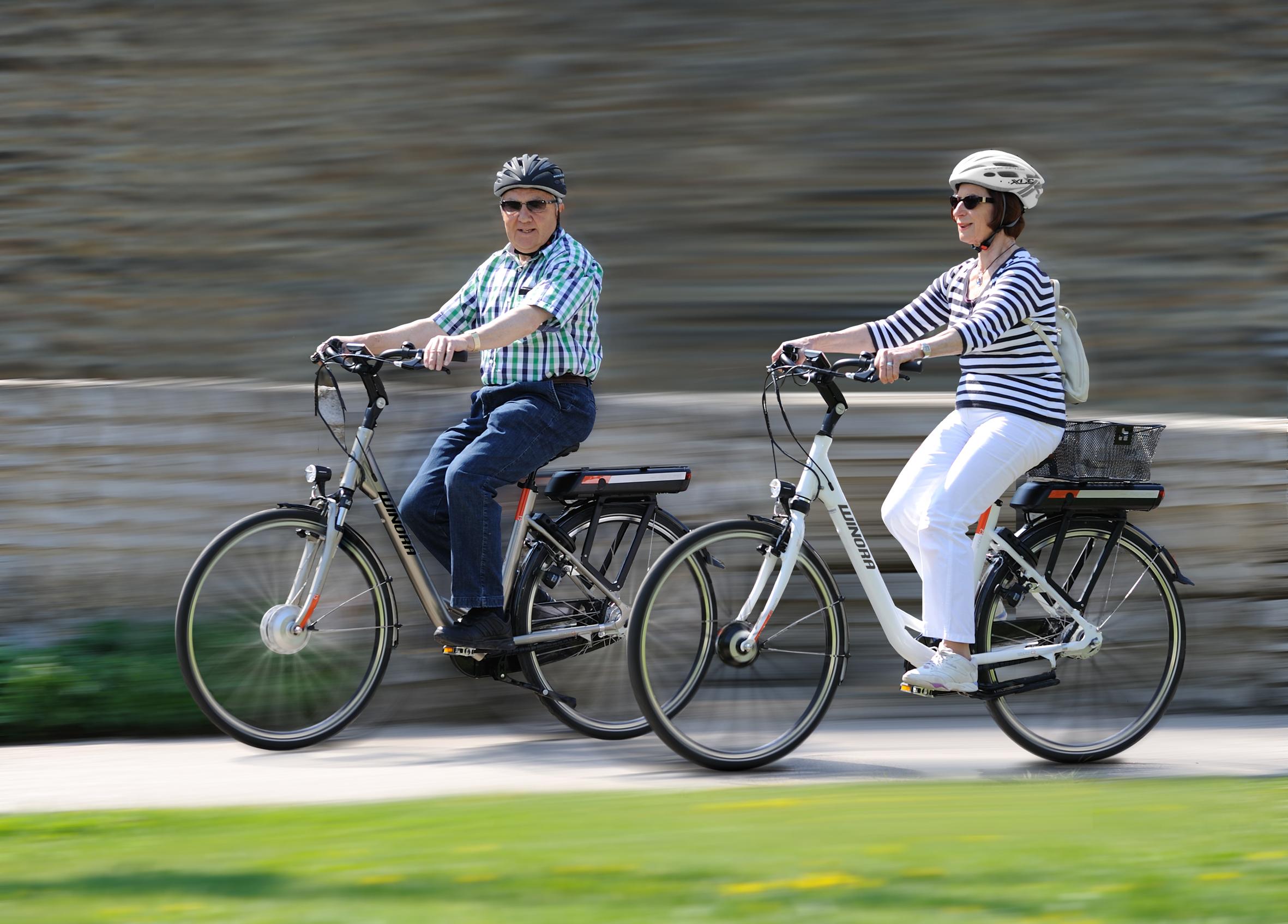 Cursus Fiets- en E-bike voor senioren