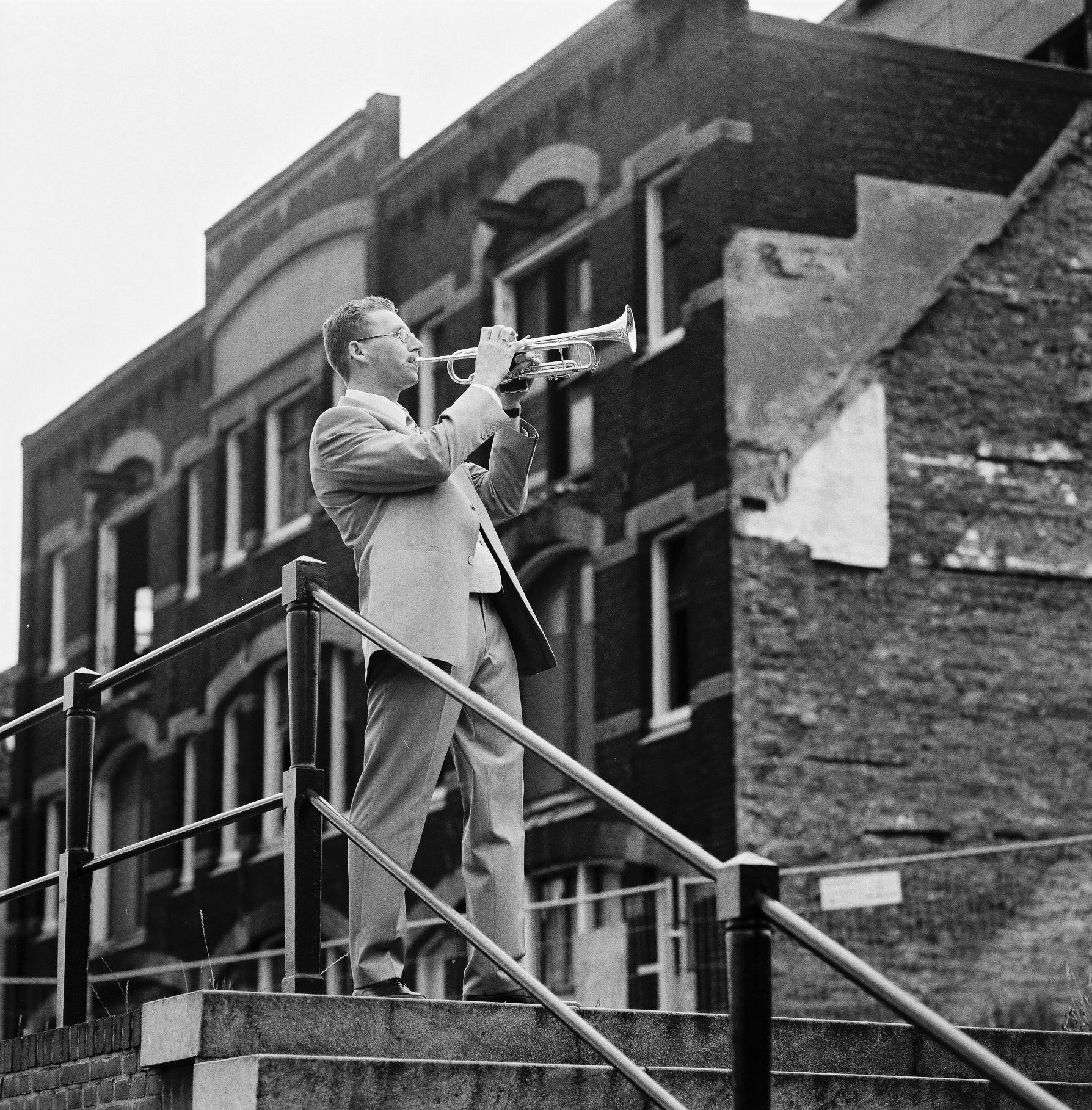 Rudolf Weges trompettist