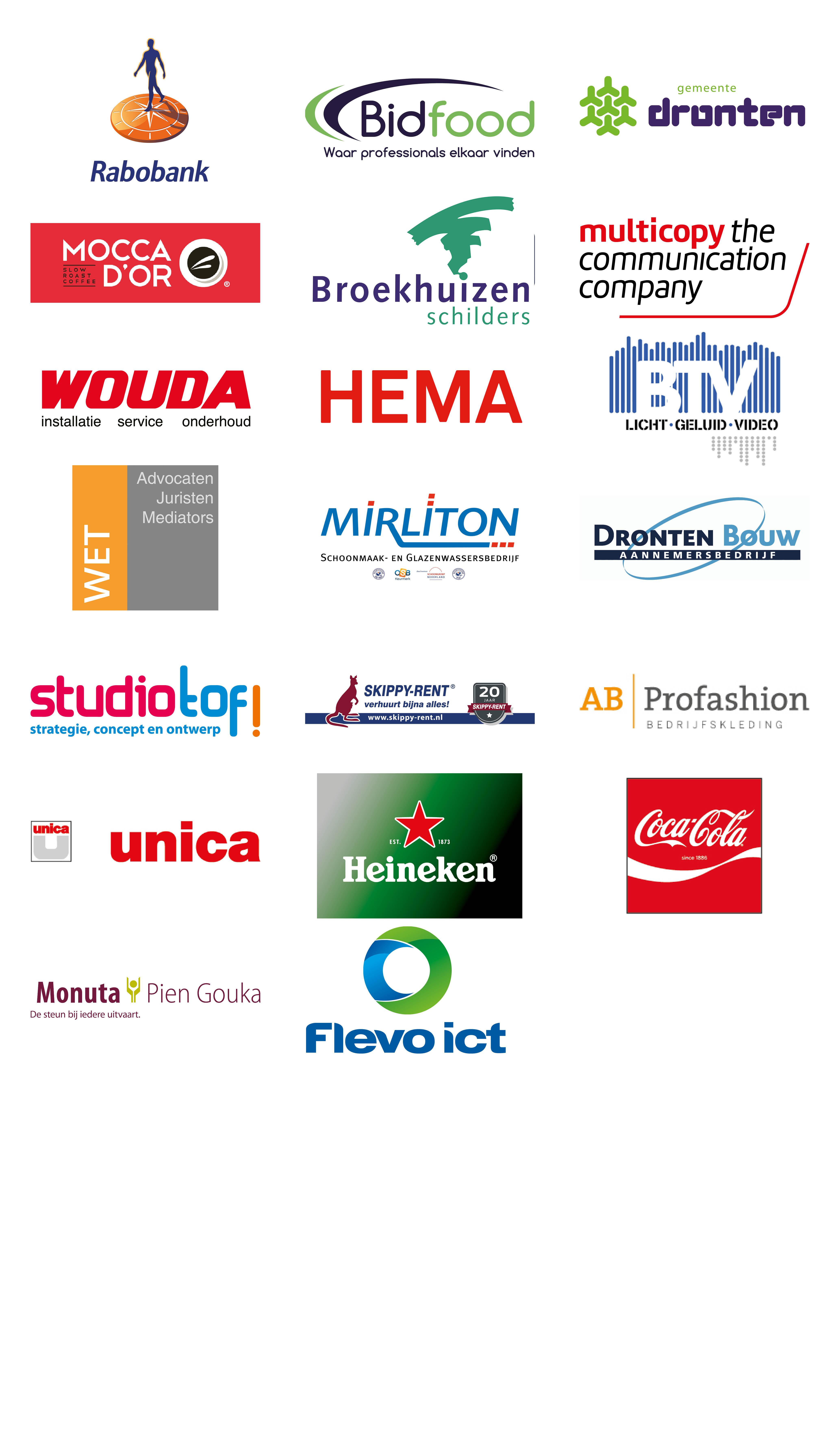 bedrijven sponsoring